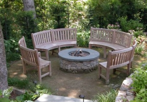 Landscaping Ideas Fire Pit