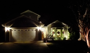 Landscaping For Beauty... Landscape Lighting