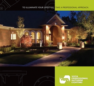 Vista Landscape Lighting Homeowners Brochure